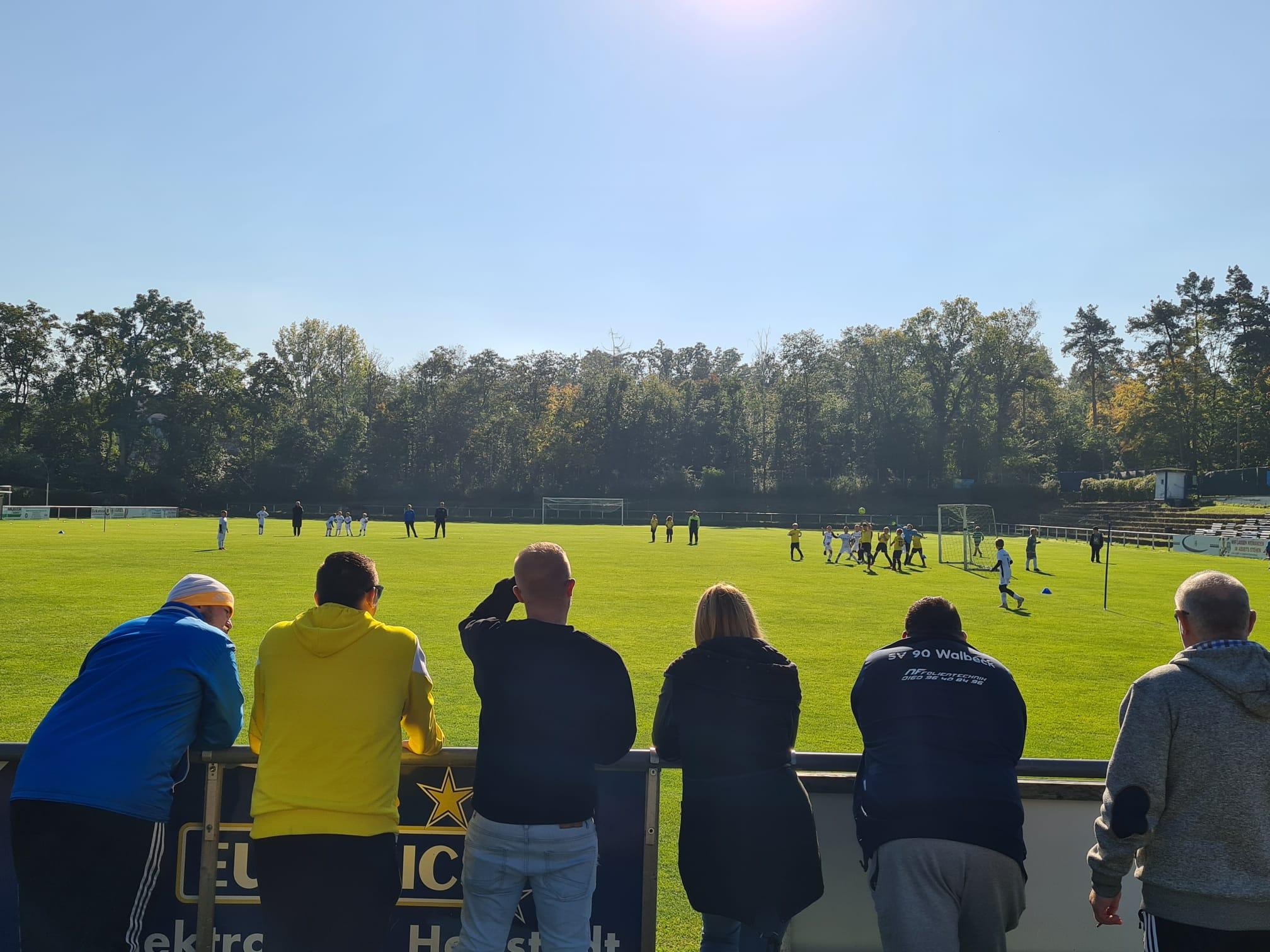 Video F-Jugend Spielrunde