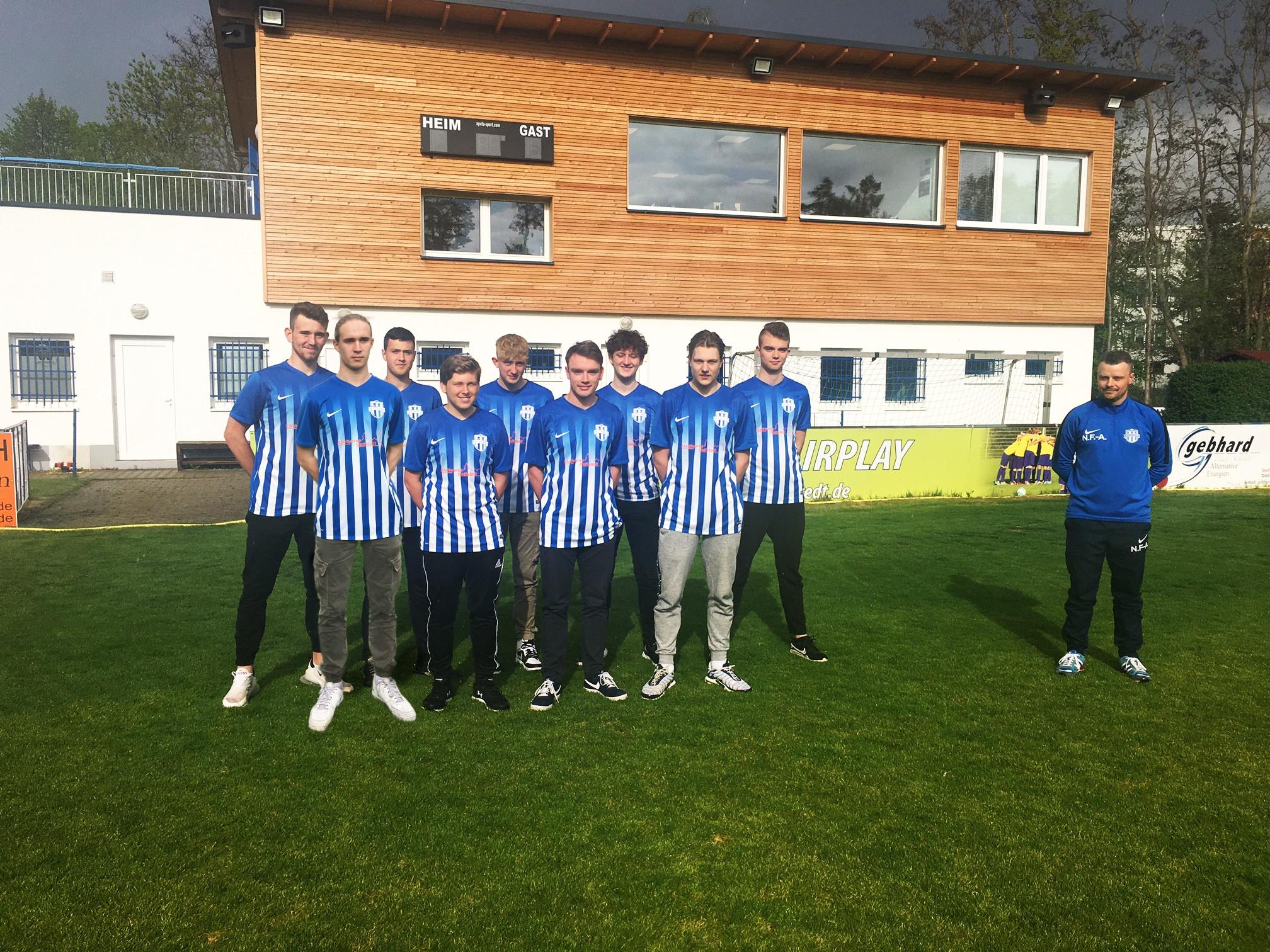 FC Hettstedt integriert Nachwuchs